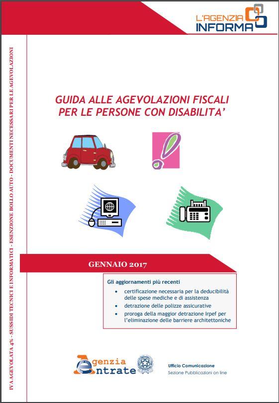 Guida alle agevolazioni per persone con disabilità