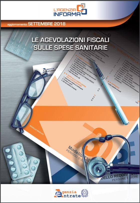 Guida alle agevolazioni fiscali sulle spese sanitarie