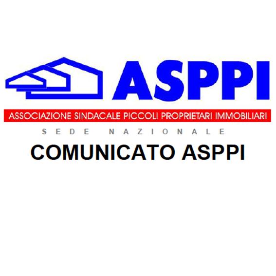 Comunicato stampa ASPPI: Urgente estendere il credito d'imposta per gli affitti commerciali fino a dicembre