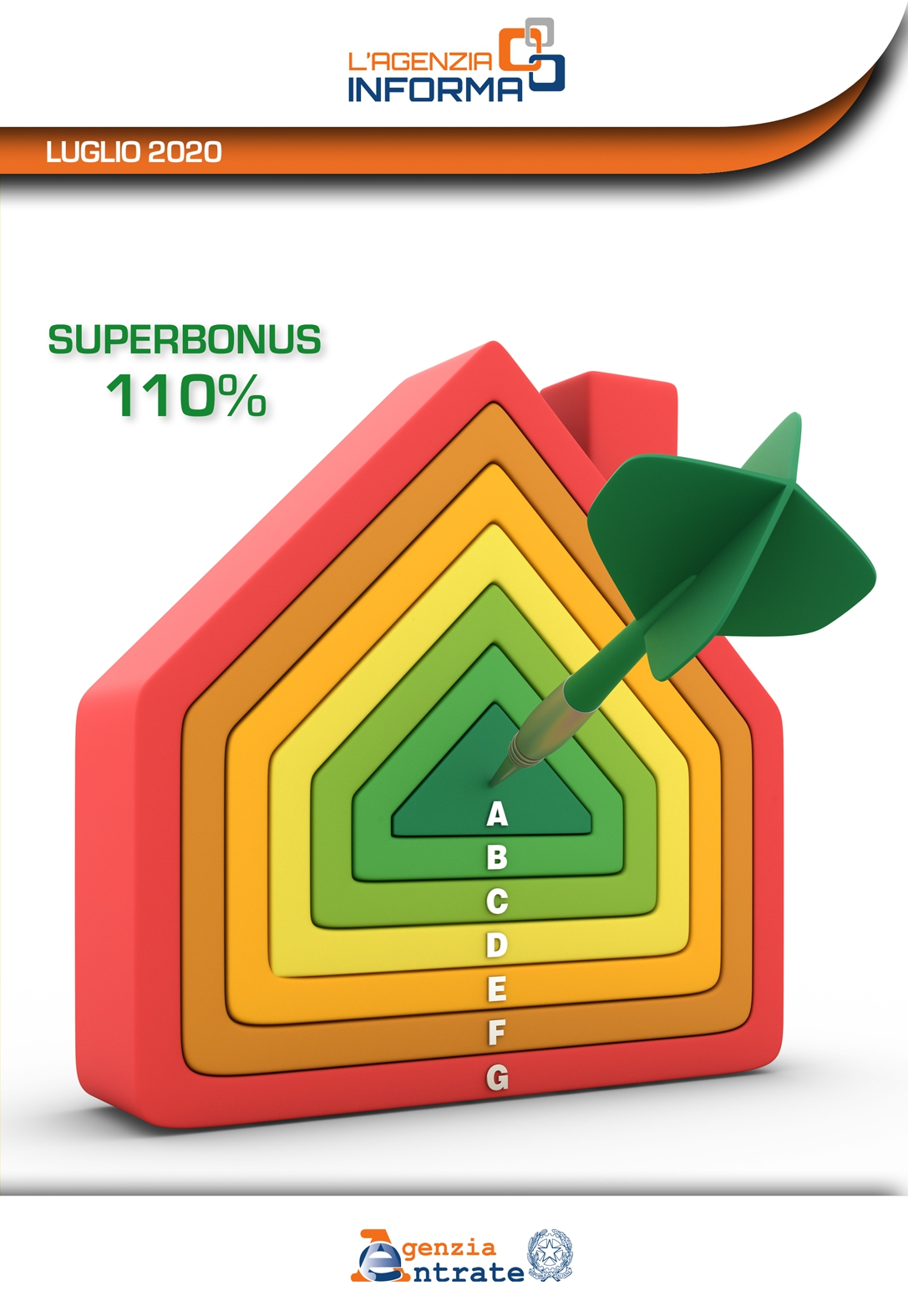 Guida Agenzia delle Entrate – Superbonus 110% (Luglio 2020)