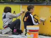"""Fondo perduto del Comune di Bologna per il progetto """"Muri puliti e protetti"""""""