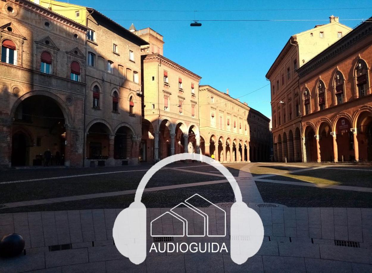 Portici di Bologna PODCAST AUDIO GUIDA di e con la prof.ssa Antonella Merletto